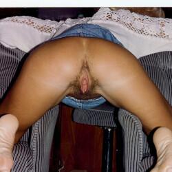 My wife's ass - wifey