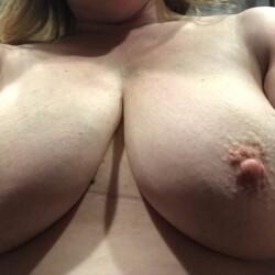 Large tits of my wife - Babydoll100