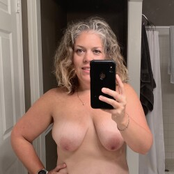 Large tits of my wife - Patty