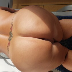 My ass - Ashley