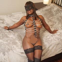 Valentina B's New Role - Big Tits, Shaved, Sexy Ass, Ebony, Amateur