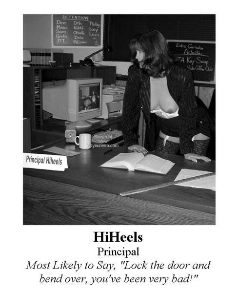 Pic #1 - Yb  Hiheels  Principal