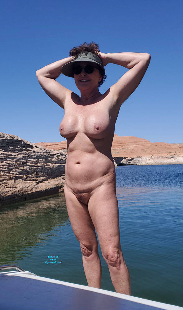 Naked On The Houseboat - May, 2020 - Voyeur Web-6864