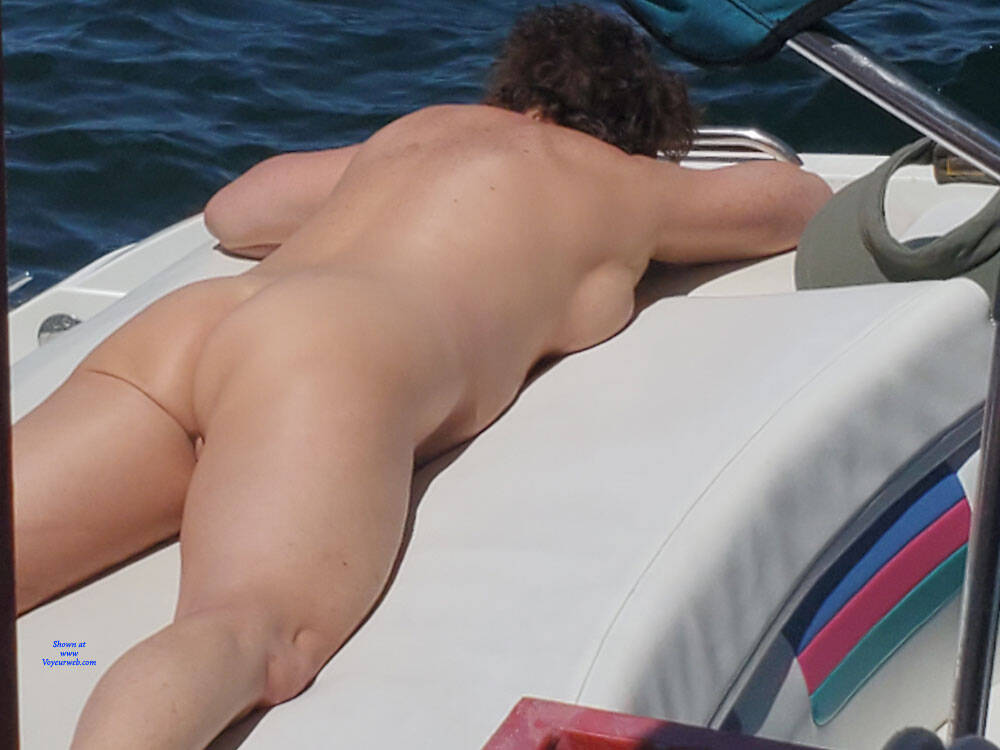 Naked On The Houseboat - May, 2020 - Voyeur Web-1761