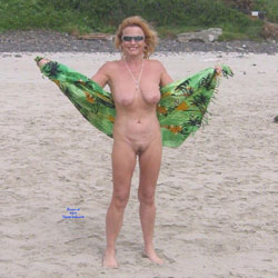 Sweetness At Cannon Beach - Nude Wives, Beach, Big Tits, Mature, Outdoors, Bush Or Hairy, Amateur