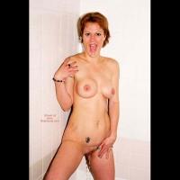 Cindy Pees and Masturbates