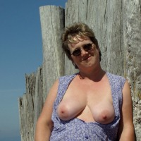 Large tits of my wife - hg99