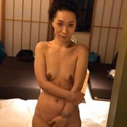 JAP Traditional Dress - Nude Girls, Brunette, Small Tits, Amateur