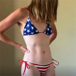 Nirvana Stars And Stripes - Nude Girls, Small Tits, Bush Or Hairy, Amateur