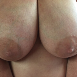Large tits of my wife - Rosie