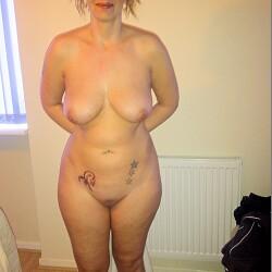 My medium tits - naughty Sammy