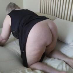 My wife's ass - DeeDee