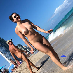 Haulover Chicas 3 - Nude Girls, Beach, Big Tits, Outdoors, Beach Voyeur