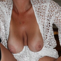 Large tits of my girlfriend - KayH.