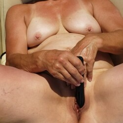 Medium tits of a neighbor - Susie Q