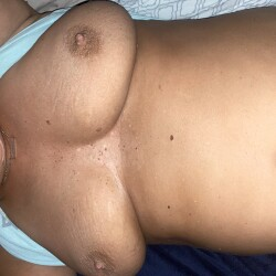 Large tits of my wife - Princes