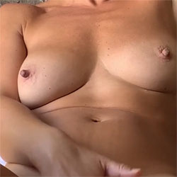 Masterbating To Music - Nude Girls, Big Tits, Amateur, Touching Pussy