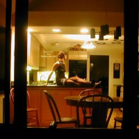 Erianne - Kitchen Window