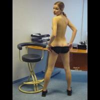 Sex On The Office Desk