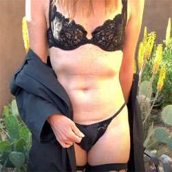 Nirvana Striptease - Nude Amateurs, Outdoors, Small Tits, Striptease, Bush Or Hairy, Amateur