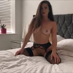 Don't Look Back - Nude Girls, Big Tits, Brunette, Lingerie, Bush Or Hairy, Amateur