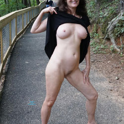 Ecstasy Born To Please - Nude Girls, Big Tits, Public Exhibitionist, Flashing, Outdoors, Bush Or Hairy, Amateur