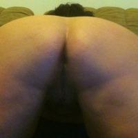 My girlfriend's ass - K