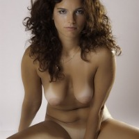 Medium tits of a neighbor - Ana