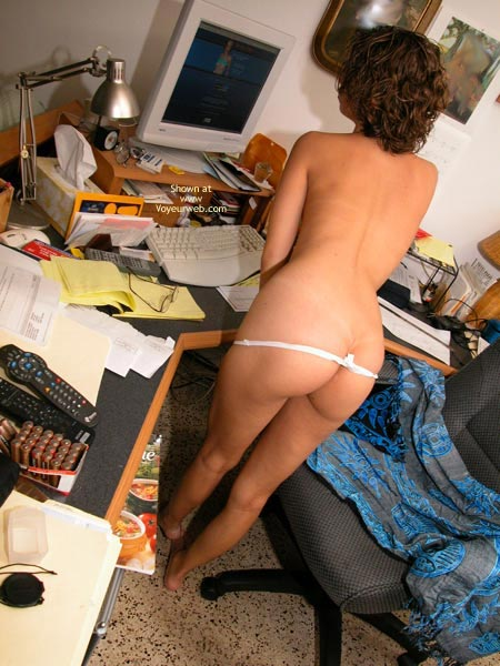 Pic #9 - Yevette- My Computer Part 1