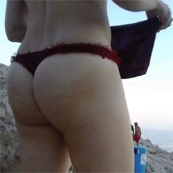 A Show On The Beach - Beach, Outdoors, Amateur