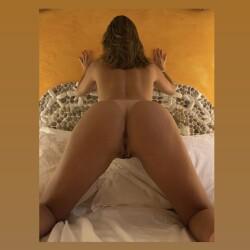 My wife's ass - Karla