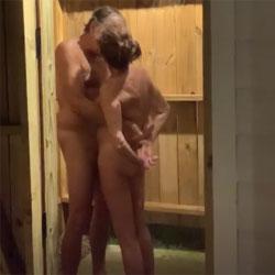 Senior Sex - Nude Amateurs, Outdoors, Public Place