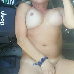 Large tits of my wife - Blondmilf69