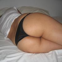 My wife's ass - bonobo