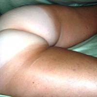 My wife's ass - Lucy