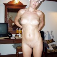 My medium tits - Katja