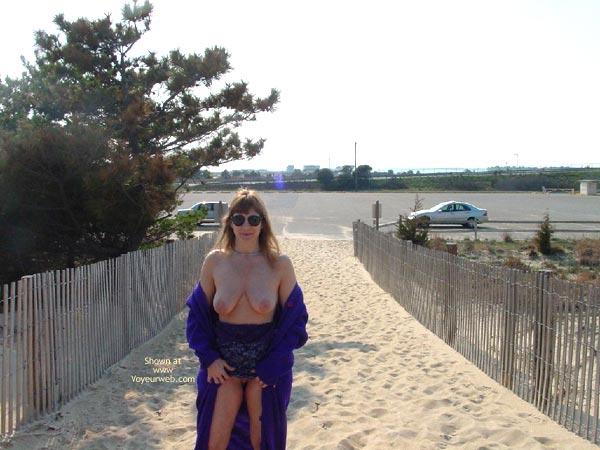 Pic #5 - Purple Patty Flashing