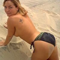 Outdoor Shots #2...Nudy At S.P.I.