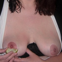 Medium tits of my wife - MilfRN