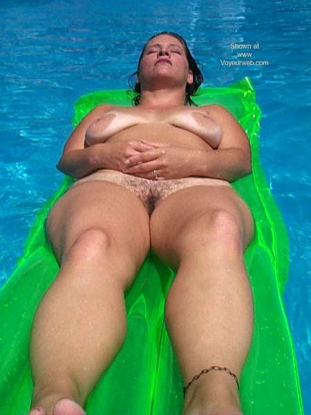 Pic #5 - Annie Getting Wet
