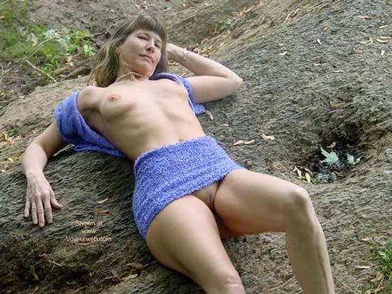 Pic #5 - PurplePatty On The Rocks