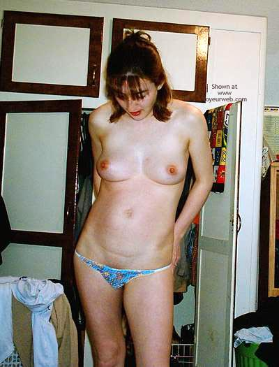 Pic #3 - Young Wife Naked