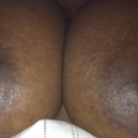 Very large tits of my wife - Tashatits