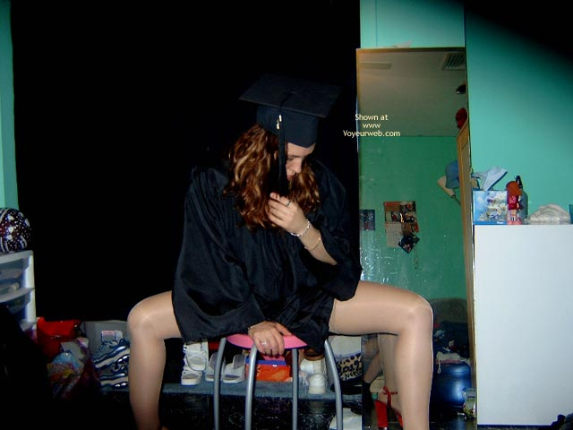 Pic #1 - My Hot Girlfriend - The Graduate