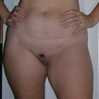 Large tits of my ex-wife
