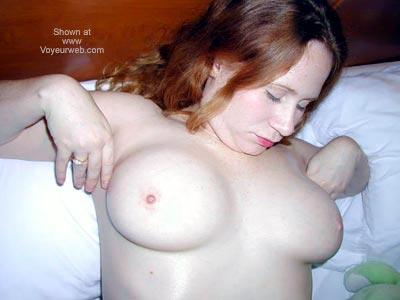 Pic #5 - Amanda - Redhead Gets Payback