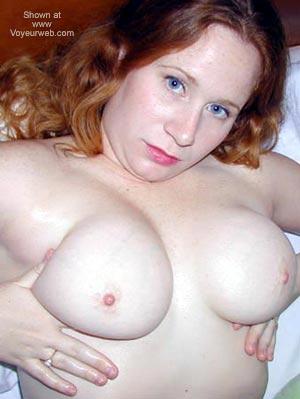 Pic #6 - Amanda - Redhead Gets Payback