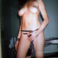Large tits of my ex-girlfriend - Carmen