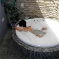 Selma Brasil: Wash in Motel, Olinda City - Latina, Wet