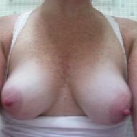 Medium tits of my girlfriend - Rachael